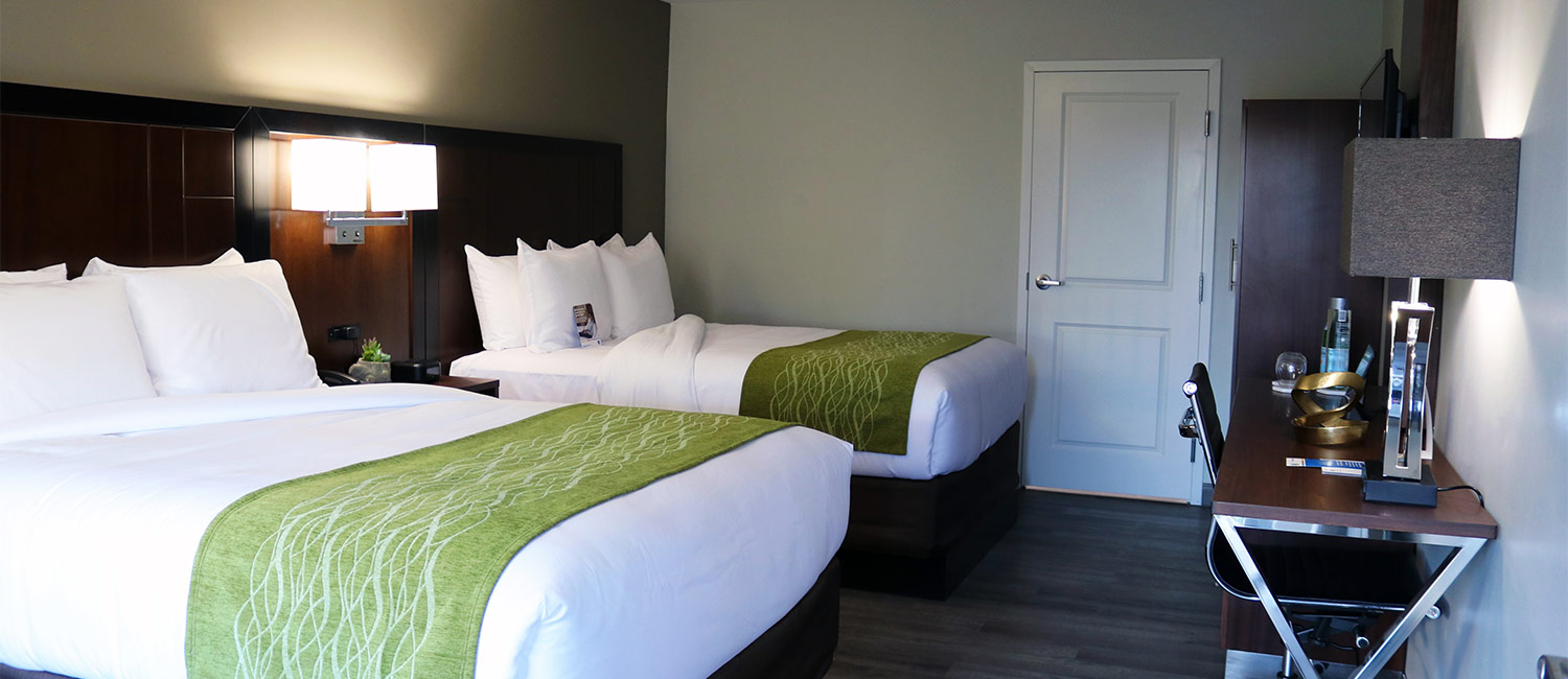 See why visitors prefer our Antioch hotel