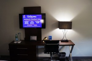 Comfort Inn Antioch - All rooms feature work desks, high speed WiFi and Flatscreen