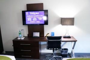 Comfort Inn Antioch - Flatscreen TV with HBO