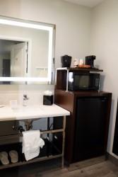 Bathroom Vanity in 1 Queen Bedroom