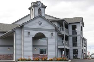 Comfort Inn Antioch - Comfort Inn Antioch Front Lobby Portico